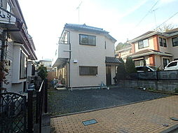[一戸建] 東京都八王子市越野 の賃貸【/】の外観