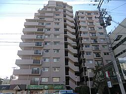 ライオンズマンション今里[9階]の外観