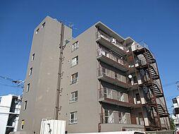 上新庄ビューハイツ[4階]の外観