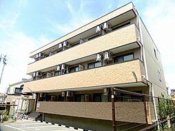 大阪府豊中市曽根西町3丁目の賃貸マンションの外観
