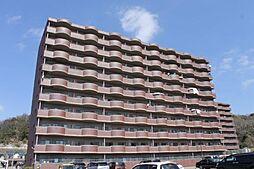 天神山マンションⅡ号館[3階]の外観