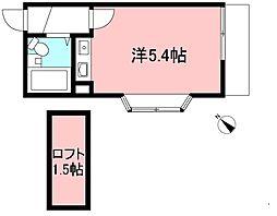 淵野辺駅 2.5万円