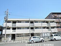 Mプラザ津田駅前六番館[2階]の外観