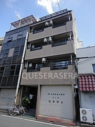 大阪府大阪市北区中津2丁目の賃貸マンションの外観