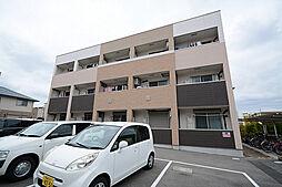 大阪府堺市中区宮園町の賃貸アパートの外観