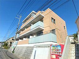 神奈川県川崎市麻生区栗木台5丁目の賃貸マンションの外観