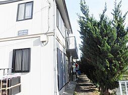 神奈川県藤沢市用田の賃貸アパートの外観