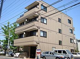 千葉県市川市菅野6丁目の賃貸マンションの外観