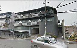 大阪府羽曳野市伊賀5丁目の賃貸アパートの外観
