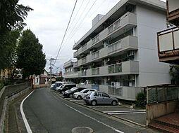 上野ビルの駐車場