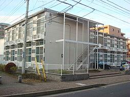 レオパレスボヌールTAJIMA[203号室]の外観
