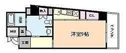 シティサイドステージ福島[10階]の間取り