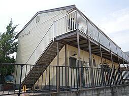 神奈川県厚木市林4丁目の賃貸アパートの外観