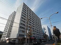 兵庫県神戸市兵庫区浜山通2丁目の賃貸マンションの外観