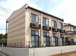 パークヒル三室[2階]の外観
