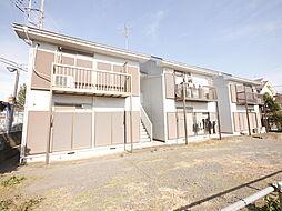 神奈川県座間市南栗原6の賃貸アパートの外観