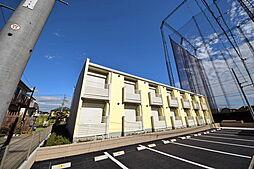 JR武蔵野線 吉川駅 バス15分 おあしす南下車 徒歩2分の賃貸アパート