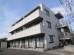 埼玉県八潮市中央2丁目の賃貸マンションの外観