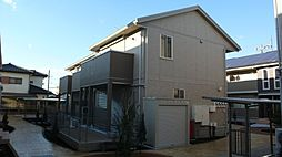 [テラスハウス] 栃木県小山市若木町2丁目 の賃貸【/】の外観