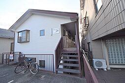 神奈川県厚木市幸町の賃貸アパートの外観