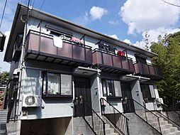 [テラスハウス] 神奈川県横浜市磯子区森6丁目 の賃貸【/】の外観