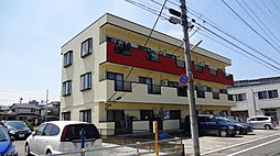 東京都八王子市散田町4丁目の賃貸マンションの外観