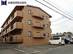 愛知県豊橋市西小鷹野2丁目の賃貸マンションの外観