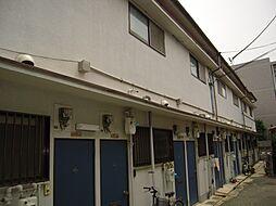大阪府池田市荘園1丁目の賃貸アパートの外観