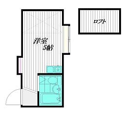 ドリームIS-II[1階]の間取り