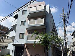 木島マンション[1階]の外観