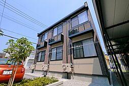 東武東上線 若葉駅 徒歩10分の賃貸アパート