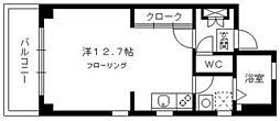 ソフィアBLD[203号室]の間取り