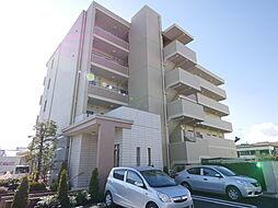 神奈川県厚木市岡田3丁目の賃貸マンションの外観
