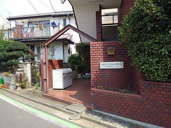ウエストガーデン 2階の賃貸【埼玉県 / 所沢市】