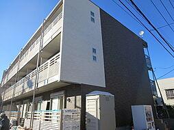 クレイノ パレスアニマル21[3階]の外観