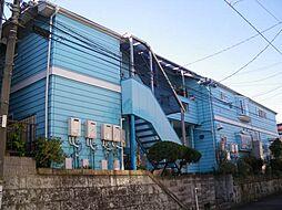 ドミール池田[1階]の外観