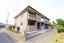 東武野田線 七里駅 徒歩15分の賃貸アパート