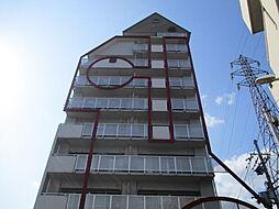 マッハ87[4階]の外観