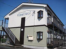 岐阜県関市平成通1丁目の賃貸アパートの外観