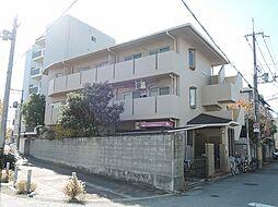 大阪府大阪市東淀川区東中島6丁目の賃貸マンションの外観
