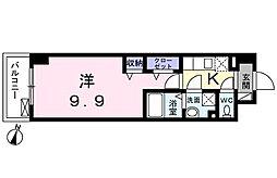 RTレジデンス[3階]の間取り
