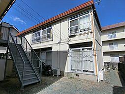 藤嶋コーポB[105号室]の外観