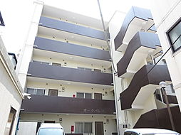 神奈川県川崎市中原区上丸子八幡町の賃貸マンションの外観