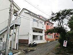 東京都多摩市連光寺1の賃貸アパートの外観