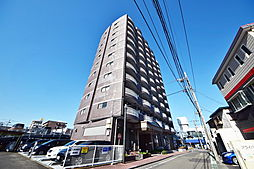神奈川県相模原市中央区光が丘2丁目の賃貸マンションの外観