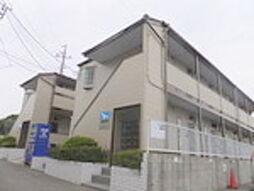 サンハイム鎌ヶ谷A棟[1階]の外観