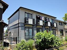 滋賀県彦根市長曽根町の賃貸アパートの外観