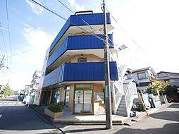 神奈川県相模原市南区相武台3丁目の賃貸マンションの外観