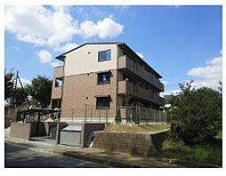 神奈川県川崎市多摩区南生田4丁目の賃貸アパートの外観