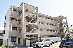 長野県諏訪市大字四賀の賃貸マンションの外観